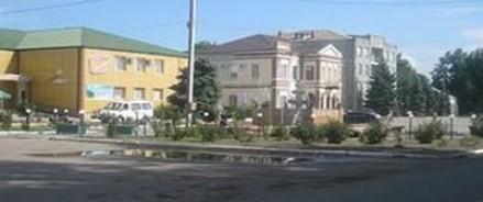 Украинский город Геническ каждую осень уходит в Россию