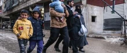 Алеппо освобожден от террористов