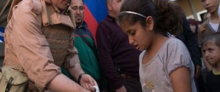 Почти весь Алеппо освобожден от террористов