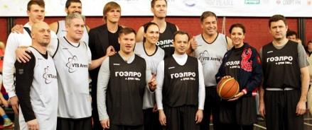 «ВТБ Арена парк» и МСБЛ организуют традиционный стритбольный турнир, посвященный Дню студента.