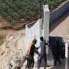 Стена, возведенная по приказу властей Турции, позволила задержать более 400 000 человек