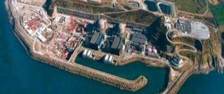 В городке Фламанвиль во Франции взорвалась АЭС