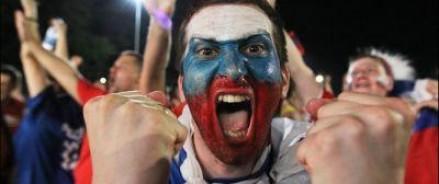 Фильмом о российских футбольных фанатах будут запугивать весь мир
