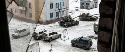 Авдеевка возмущена вводом танков ВСУ на территорию города