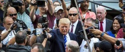 Трамп обвинил прессу в ложных информационных вбросах, которые мешают договариваться с Россией