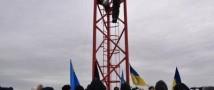 Строительство вышки на Чонгаре завершено — «Украинское радио» услышат в Крыму