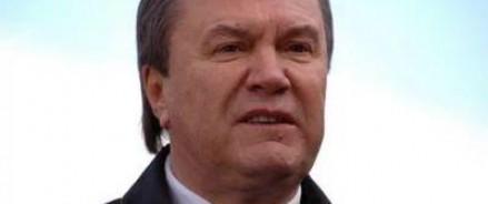 Янукович обратился к лидерам европейских стран и лично к Трампу