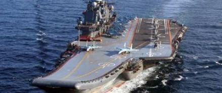 Затонувшие самолеты с «Адмирала Кузнецова» были исправны, похоже, все дело в тросе