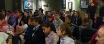 Театральное «Возрождение»: российские дети в восторге от азербайджанского искусства