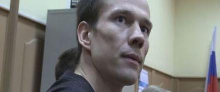 Ильдара Дадина снова увезли в отделение из-за протестов на улице