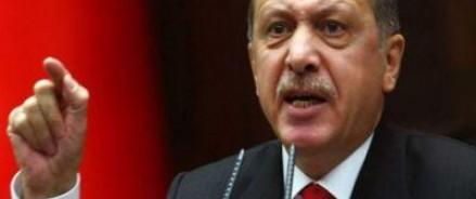 Эрдоган ощутил себя в окружении европейских нацистов