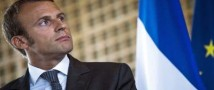 Кандидат в президенты Франции Макрон считает, что не стоит «долгую историю» с США прерывать ради Путина