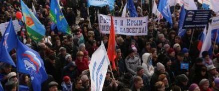 Владивосток решил, что Приморский край станет побратимом Крыма