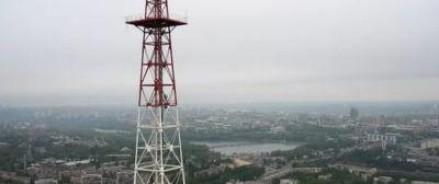 Донецк переходит на свое вещание и обеспечит своими телепрограммами часть Украины
