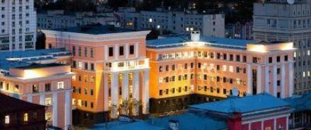 В Хабаровском крае произошло нападение на Управление ФСБ