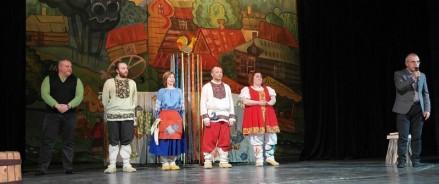 Российских артистов горячо приняли в Азербайджане