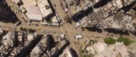 В Минобороны пояснили, чем отличаются военные действия ВКС в Алеппо и ВВС США в Мосуле