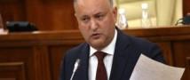 Президент Молдавии отменил распоряжение Минобороны о направлении 50 молдавских военнослужащих на учения с подразделениями НАТО