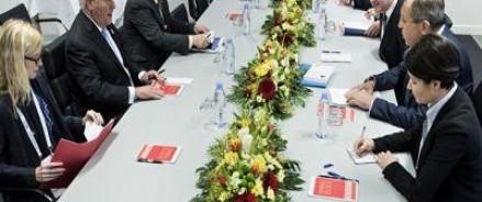 Тиллерсон провел в Кремле две встречи — говорили семь часов
