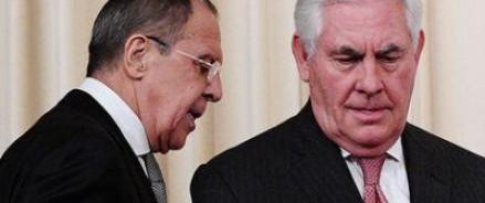 Тиллерсон признался, что встреча в Кремле ничего не решила и посоветовал России определиться