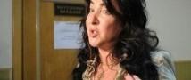 Лолиту Милявскую задержали при въезде на Украину