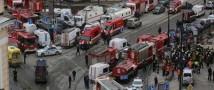 Теракт в России, террористы подорвали поезд метро в Санкт-Петербурге