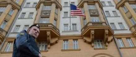 Посольство США в РФ просит своих граждан проявить бдительность в связи со сменой отношения россиян к их стране