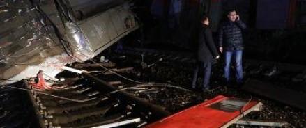 Последствия аварии, при которой столкнулись два состава на востоке Москвы, ликвидированы,