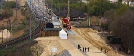 В августе железнодорожные составы пойдут в обход Украины