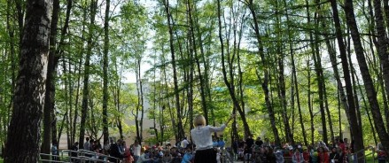 Юные азербайджанские артисты подарили праздник своим российским сверстникам