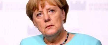 В Сочи завершилась совместная пресс-конференция президента РФ Владимира Путина и канцлера Германии Ангелы Меркель
