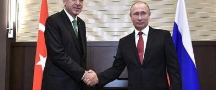 Россия и Турция возвращаются к партнерскому взаимодействию