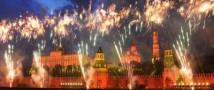 Министерство обороны РФ обещает незабываемый красочный салют вечером девятого мая