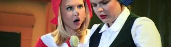 Московская Красная шапочка восхитилась Баку