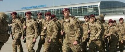 В Верховной раде надеются на скором размещении американских военных на территории Украины