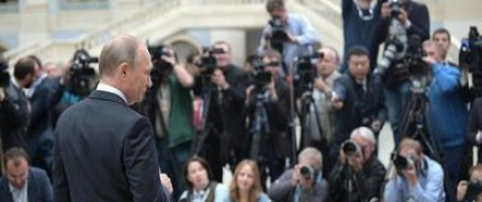 Журналисты поинтересовались реакцией президента на вопросы прямого эфира