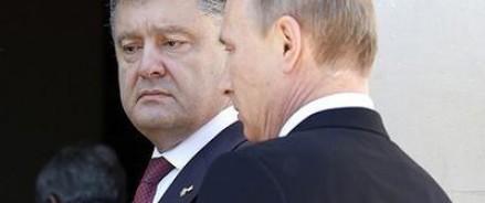 Путин рассказал, что неоднократно просил Порошенко не начинать военные действия в Донбассе