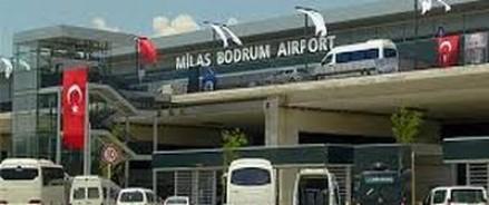 Российские туристы устали от отдыха в турецком аэропорту