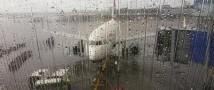 Непогода внесла коррективы в расписание столичных аэропортов