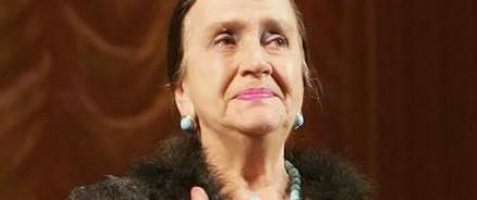 Умерла в прошлом популярная актриса — красавица Ирина Алексеевна Бунина