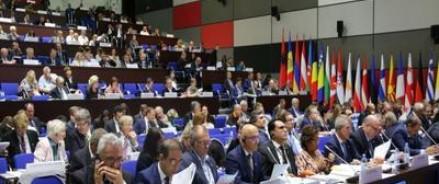 Ассамблея ОБСЕ приняла резолюцию о возврате Крыма в состав Украины