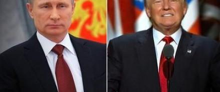 Согласовано время и темы для беседы Путина и Трампа