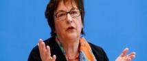 В Германии встревожены санкциями США, направленными против России