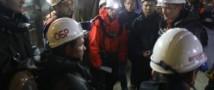 Спасатели пытаются добраться до участка, где по их сведениям, заблокированы три человека