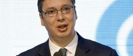 Вучич напомнил, что Сербия независимое государство, и давить на него не стоит, России в том числе