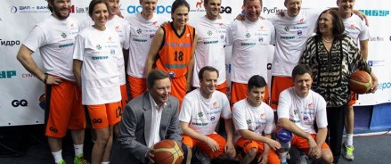 30 сентября в Москве состоится I Благотворительный матч по футболу