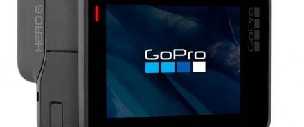 Чудесная техника: анонсирована новая экшн-камера Go Pro Hero 6