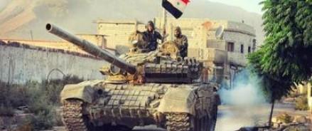 В Сирии было остановлено наступление боевых отрядов террористов, ранено трое российских военных