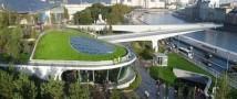 Празднование юбилея столицы началось с открытия парка «Зарядье»