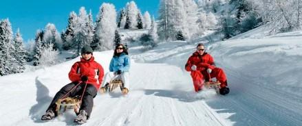Непогода вмешалась в планы россиян на зимний отдых